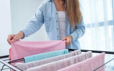 Tiempos en las secadoras de ropa según los tejidos